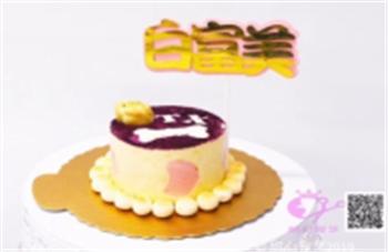 圆型慕斯蛋糕制作