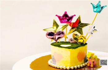 心型慕斯蛋糕