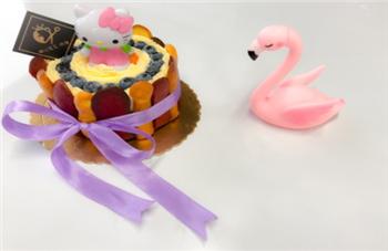 水果篮子蛋糕
